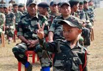 Assam militants surrender