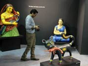 India Art Fair comes to an end