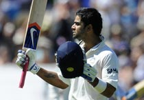 Virat Kohli delights with his maiden ton