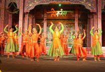 Lokrang festival celebrated in Bhopal