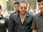 Sanjay Dutt promotes Agneepath