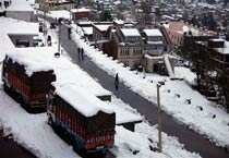 Kashmir Valley shivers at minus 5.5 degrees