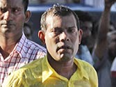 Ousted at gunpoint, says ex-Maldivian prez