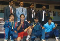 All India Women Boxing Championship at Guwahati