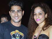 Prateik Babbar and Masaba