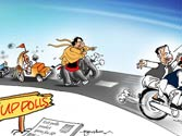 Assembly elections 2012 in cartoons