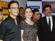 Celebs at Parinda premiere