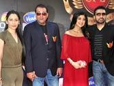 Shilpa Shetty, Raj Kundra, Sanjay Dutt and Maanayata Dutt