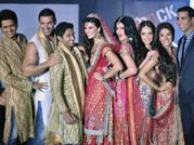 Housefull2 stars on the ramp