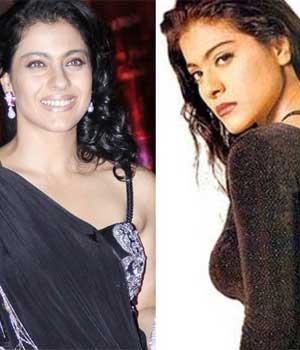 Sonali Bendre, Karisma Kapoor and Kajol