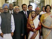 Padma Awards ceremony