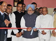 PM Manmohan Singh in Assam