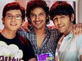 Male bonding in Bollywood