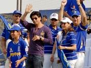Bollywood badshah Shah Rukh Khan