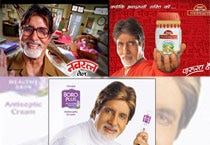 Bollywood oldies high on endorsements