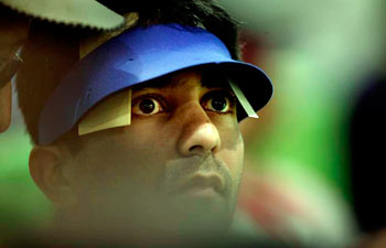 Abhinav Bindra: One of India's medal hopefuls at the 2012 London Olympic Games