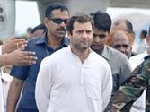 Rahul Gandhi in Dhubri district