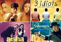 Bollywood movies inspired by books