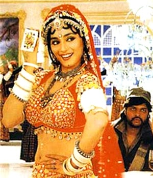 Bollywood's dhak dhak girl Madhuri Dixit's top dance songs