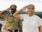 Margaret Alva sworn in as Rajasthan governor