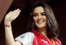 Kings XI Punjab co-owner Preity Zinta