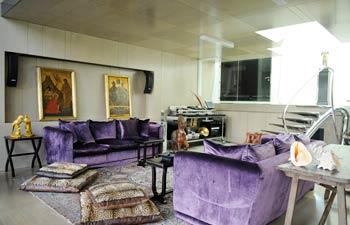 Robero Cavalli's home
