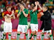 Euro 2012: Spain vs Ireland