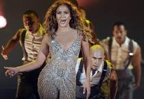 Jennifer Lopez rocks it 'again'