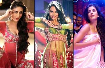 A still from Dil Mera Muft Ka, Anarkali Disco Chali and Sheila Ki Jawaani