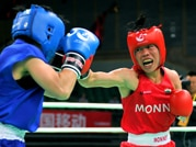 India's boxers at the Olympics