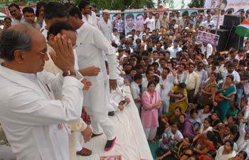 Congress spokesperson Digvijaya Singh