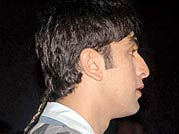 Ranbir Kapoor's hot new look