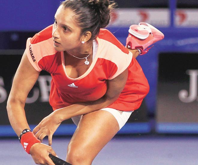 Sania Mirza will take part in the Women's doubles and Mixed doubles competitions of the Olympics