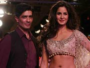 Katrina Kaif sizzles at Delhi Couture Week