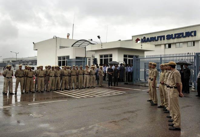 Maruti plant reopens