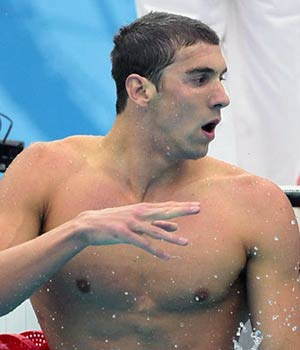 Michael Phelps: The most decorated Olympian