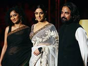 DCW Day 5: Sridevi, Gauri walk for Sabyasachi