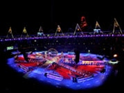 London Olympics 2012 closing ceremony pictures