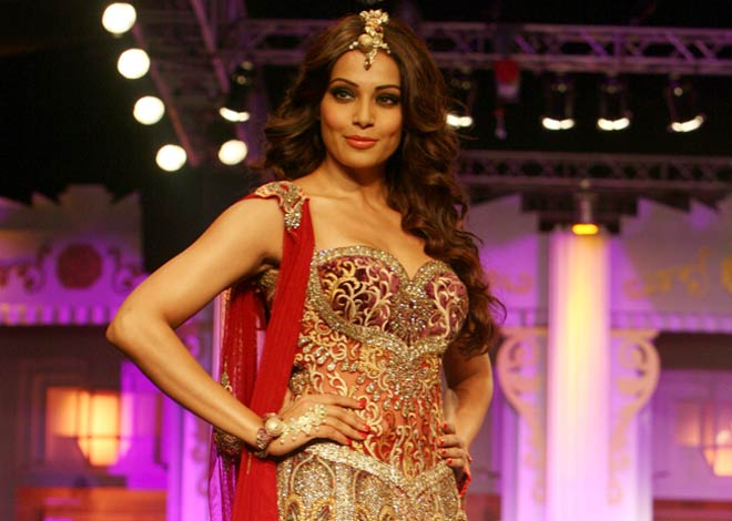 Bipasha Basu on the ramp
