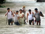 Flood wreaks havoc in Assam