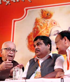 BJP's National Executive meet in Surajkund