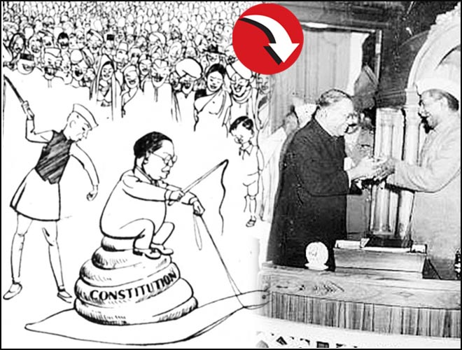 Ambedkar cartoon