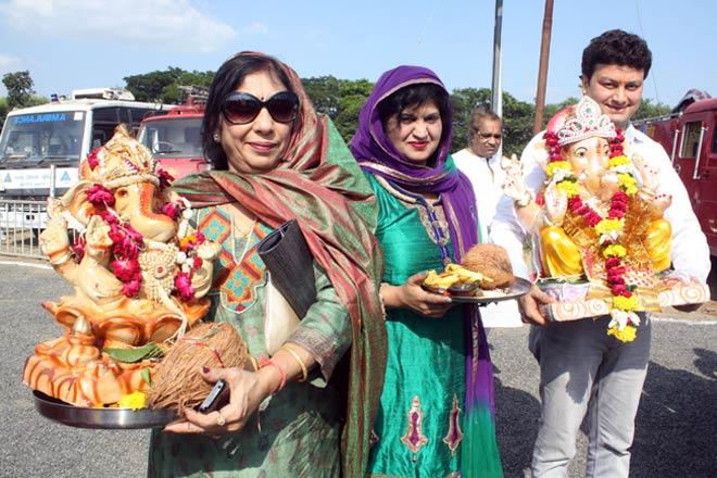 Ganesh Festival in Bhopal