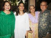 Helen, Renu Bhandarkar and Salim Khan