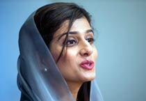 Why Hina Rabbani Khar is in news
