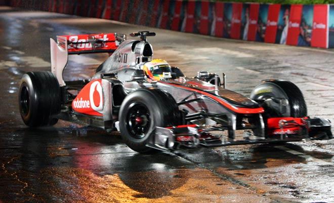 Vodafone Speed Fest in Mumbai