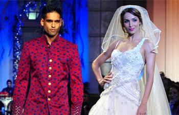 India Bridal Fashion Week 2012