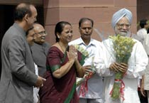 PM Manmohan Singh turns 80: Rare pictures