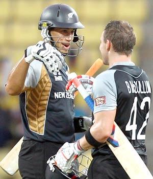 Ban vs NZ World T20 match