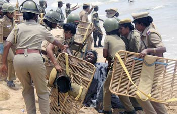 Kundankulam nuclear power plant protest intensifies